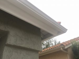 Aluminum Gutter in Rain Gutter Selection Guide