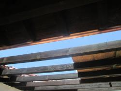 Copper Patio Gutters Carlsbad CA Home